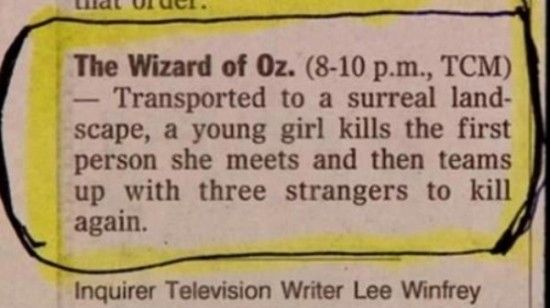 Awesome synopsis