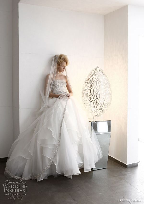Atelier Aimee Wedding Dresses – Black and White Collection Ball Gowns   Wedding Inspirasi