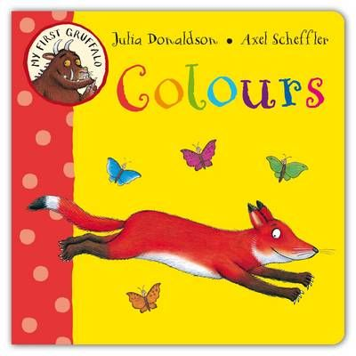My First Gruffalo: Colours