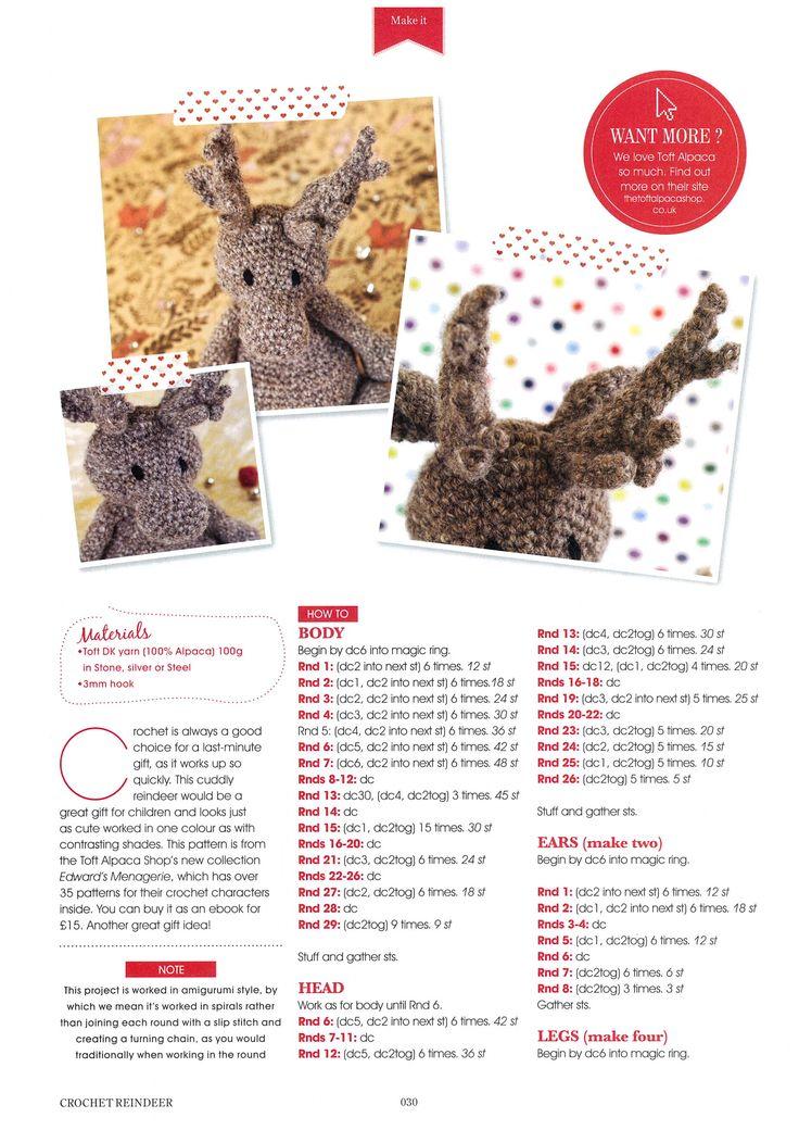 Toft Alpaca in Crafty Christmas Makes 2013