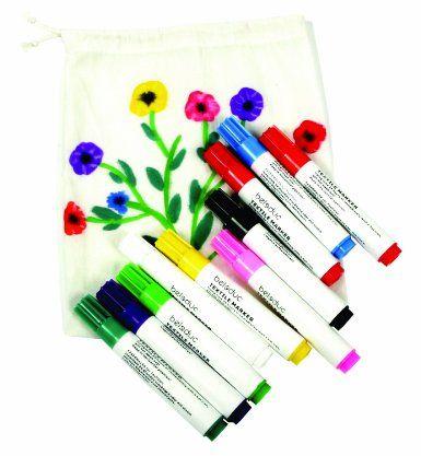 Beleduc 40152 - Set Textilstifte, 10er: Amazon.de: Spielzeug, 6,95 €