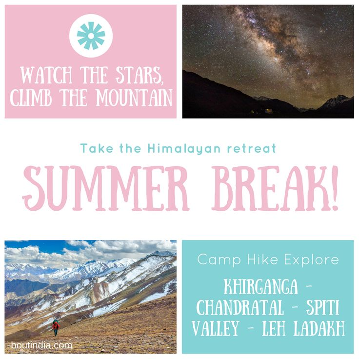 Break the summer heat with Himalayan retreat! 😀 ❄️⛰️ To know more send us your queries at info@boutindia.com or call at India: +91 9784110544 | US: +1 6167238501 #travel #boutindia #Himalayas #Khirganga #ChandraTal #SpitiValley #LehLadakh #explore #camp #hike #experience #Himalayanlakes #adventuretravel #mountainadventures