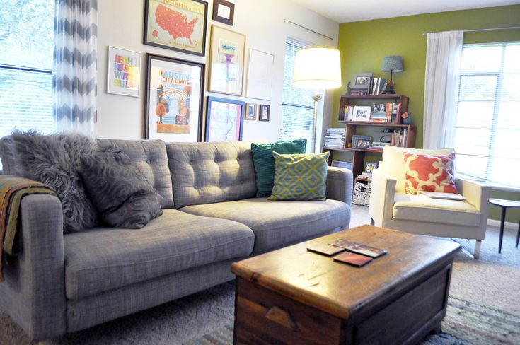 Button Tufted Ikea Karlstad Isunda Grey Wish List Pinterest Couch Makeover Ikea Couch And
