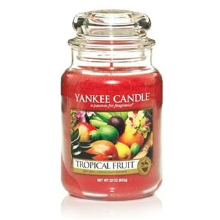 Yankee Candles | Yankee Candle | Tropical Fruit Large Jar
