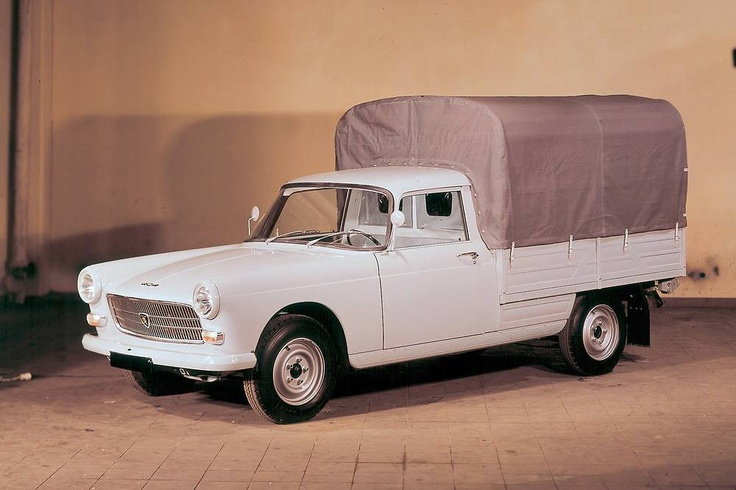 Peugeot 404 Pickup