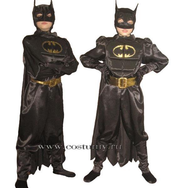 Стихи о новогоднем костюме бэтмена