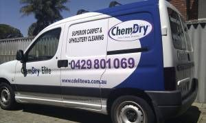 Chem Dry Elite is your one stop for all you carpet & upholstery cleaning & protection services in Perth. Including Leather, Rugs Mattress's and Stain Treatments.  http://chemdryelite.com.au  https://plus.google.com/u/0/+ChemDryElite-Perth Chem Dry Elite | 0429 801 069  8 Pangbourne street  Wembley, WA 6014  cdelitewa@gmail.com