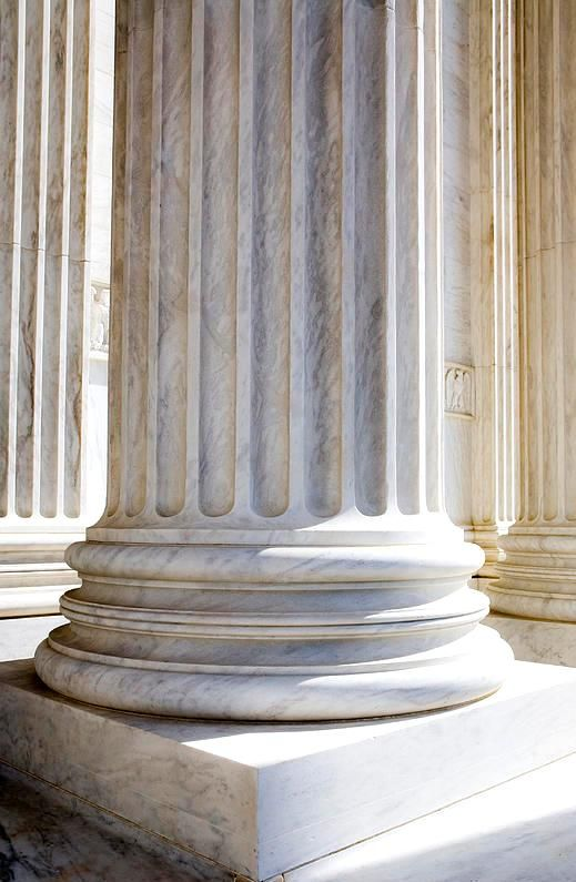 thevuas: Corinthian Columns, United States Supreme Court,Washington DC by Paul Edmondson