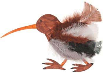 Kiwi Paper Shape Pack Of 30 Bird Crafts Preschool