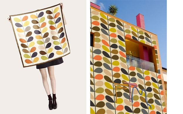 Orla Kiely: A Life in Pattern | Fashion and Textile Museum London. 25 May - 23 September 2018 £9.90