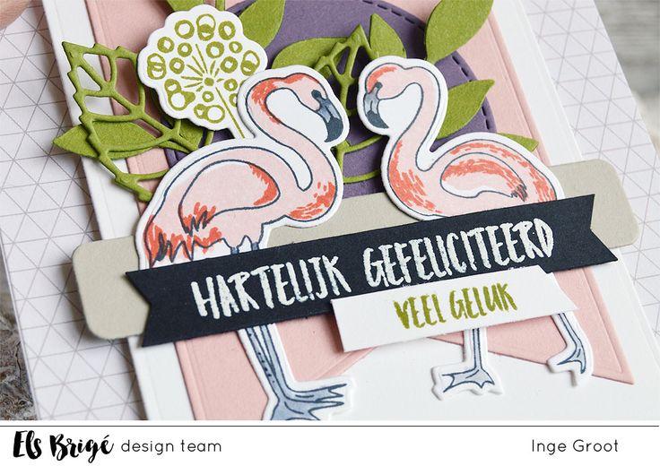 Veel Geluk door Inge Groot voor Els Brigé design
