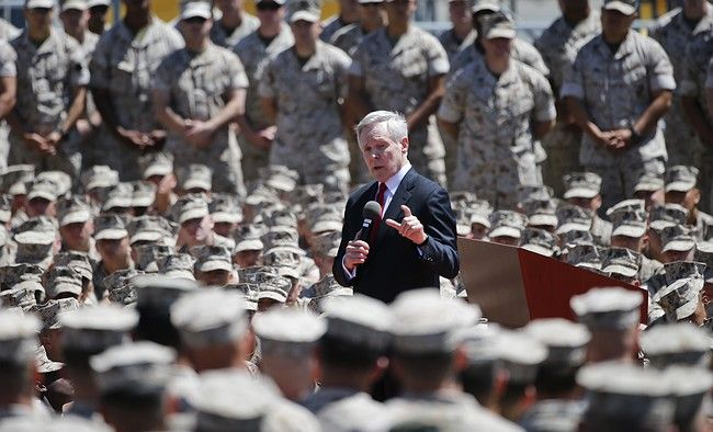 The U.S. Navy's new secretary, Ray Mabus, has made it clear to Marine Corps leaders that the decision to allow women in all facets of military combat positions is irreversible and is already in the process of being fulfilled.