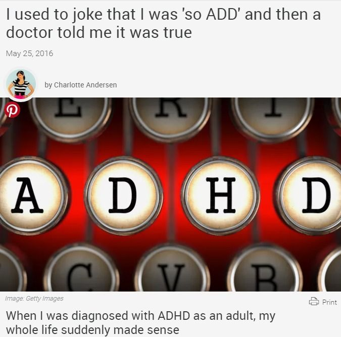 how to fix my adult adhd