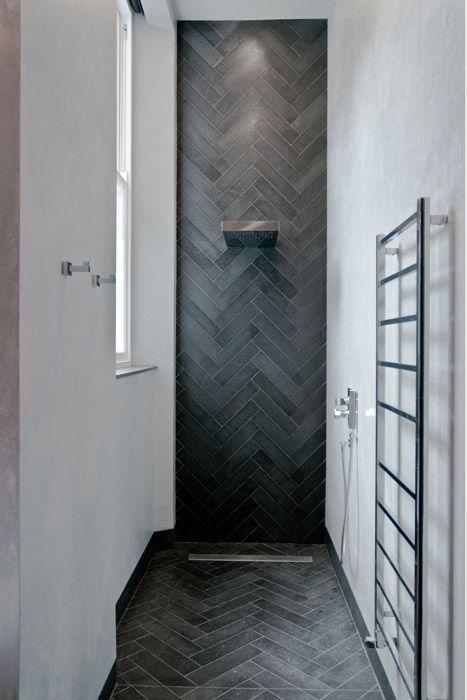 123 best images about tadelakt bathroom ideas on pinterest for Tadelakt bathroom ideas