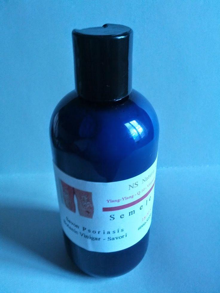 Natura soma: Soap Semele for Psoriasis
