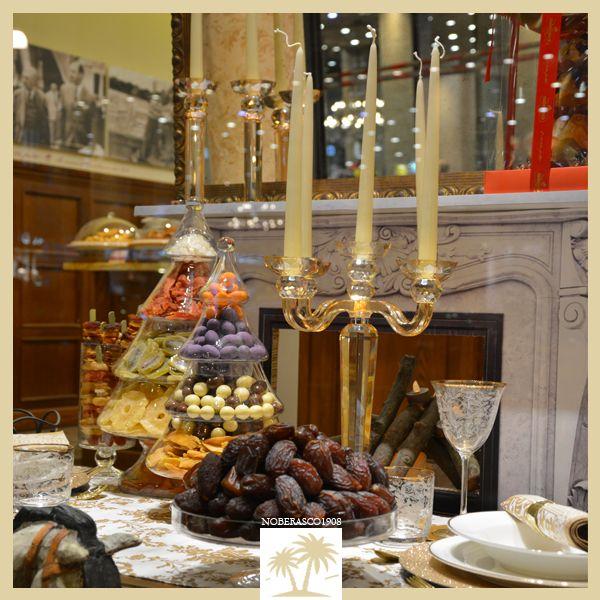 Anche quest'anno il Natale arriva in anticipo nella boutique Noberasco 1908 di Torino!