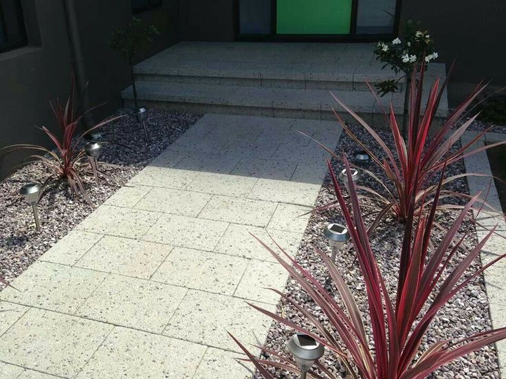 300x400x50mm exposed aggregate paving colour Mist