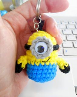 Firefly Crochet: secuaces ganchillo Amigurumi ◕‿◕