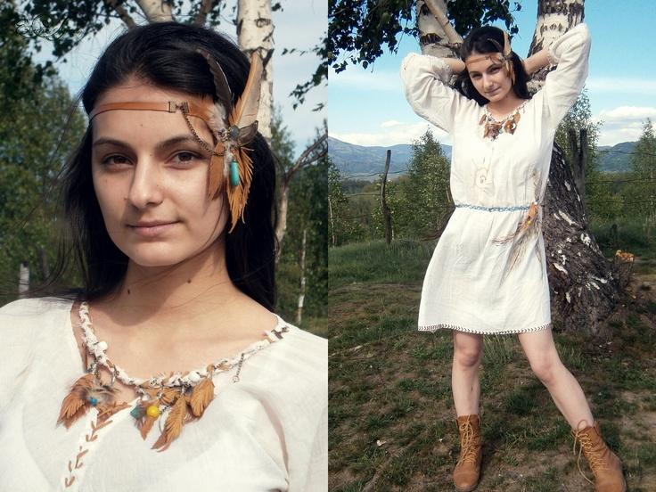 Free Spirit- Bohemian Combo(rochia