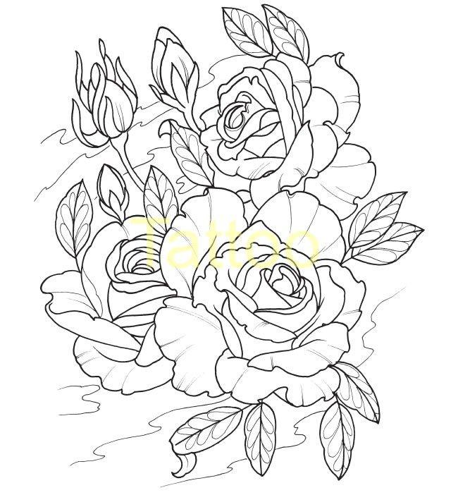 50 Sweet Summer Colorful Flower Tattoo Designs Latest Fashion Trends For Women Sumcoco Com Blumenzeichnung Malvorlagen Blumen Ausmalbilder