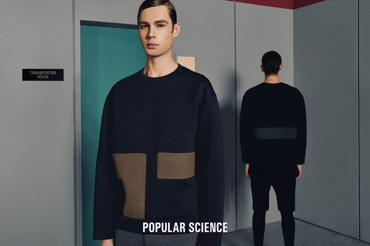 #POPULAR_SCIENCE Men's Fall/Winter 2016 Collection. #popularscience #fw16 #menswear #campaign