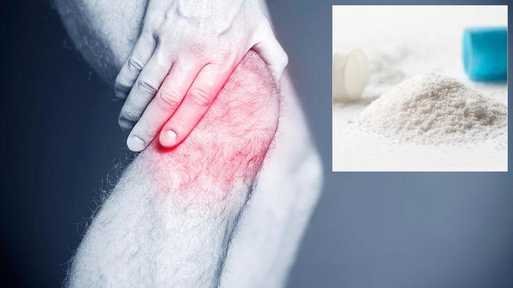 Das Schwefelpräparat MSM gegen Gelenkschmerzen kann als Nahrungsergänzungsmittel in Form von Pulver oder Pillen eingenommen werden. (Quelle: Thinkstock by Getty-Images)