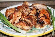 Шашлык в имбирном маринаде ~ Пикник-шашлык-барбекю