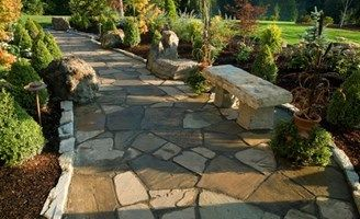 2016 Stamped Concrete Walkway Costs | How Much is a Stamped ...