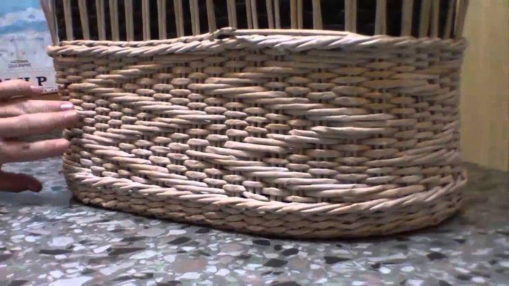 """El dibujo """"Zigzag"""" voluminoso a base del tejido indiano. Parte 2."""