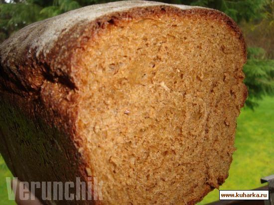 Рецепт: Хлеб «Бородинский».
