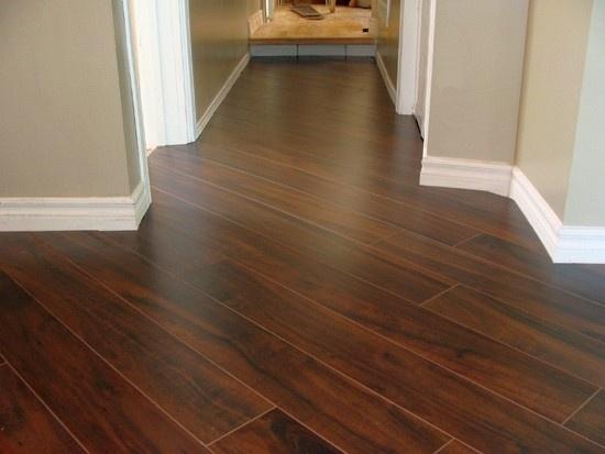 Laminated Planks Dark Walnut Diagonal 45 176 Pattern