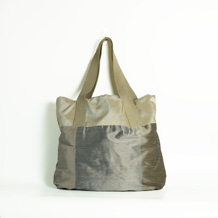 large satin evening bag