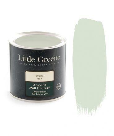 Little Greene Absolute Matt Emulsion Drizzle 217