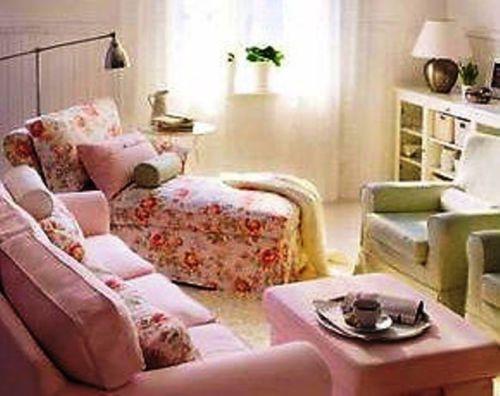 ikea ektorp chaise cover lounge byvik multicolor floral slipcover rh pinterest com