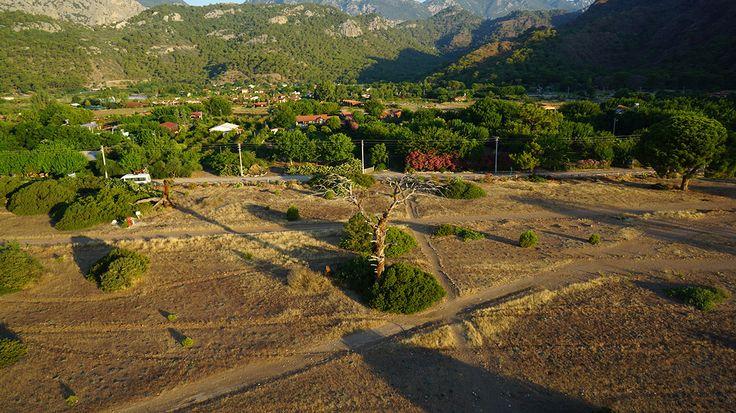 Antalya Çıralı Deniz Pansiyon Hava Fotoğrafları - Antalya Çıralı Deniz Pension Aerial Photography - Selçuk Urav #aerial #antalya #cirali #urav