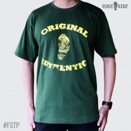 Kaos Cowo FSTP Jungle Green | www.GloryFashion.net