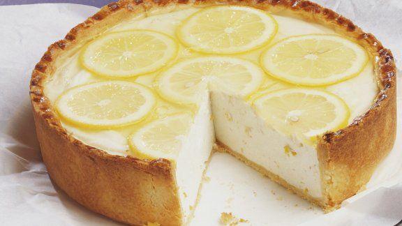 Joghurt-Quark-Zitronentorte |