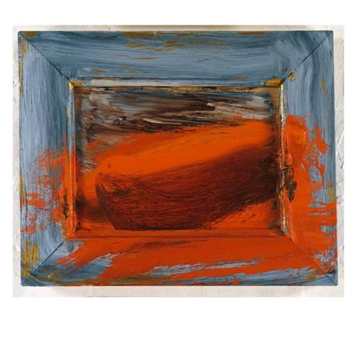 Howard Hodgkin - Little Venice 2003