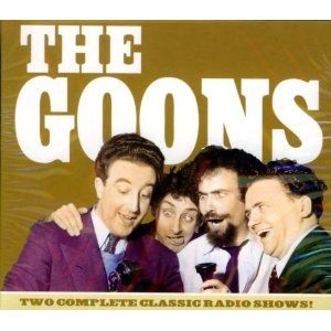 Long before Monty Python or Saturday Night Live there were the goons.