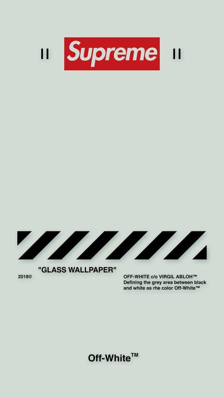 Supreme Cool Wallpaper Iphone Iphone Arkaplanlari Baski