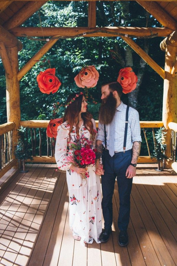 wedding venues in londonderry%0A Whimsical Glam Londonderry  Vermont Wedding in the Woods