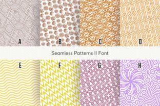 Seamless Patterns II - Creative Fabrica