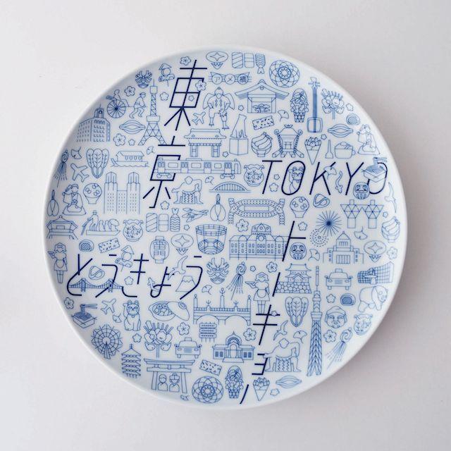 東京の魅力を69のアイコンで表現した「TOKYO ICON」をおみやげにどうぞ