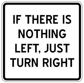 omdenken: if there is nothing left...