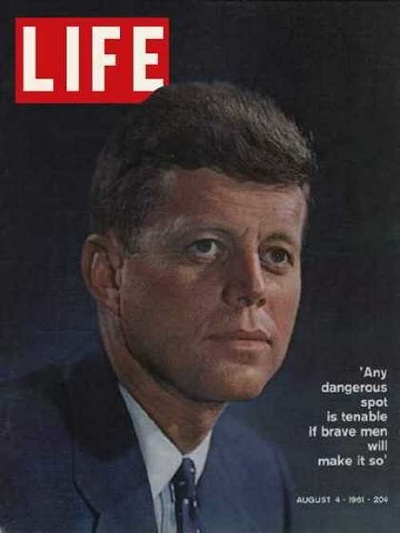 I think that the general consensus of opinion is that if JFK had not been the man at our country's helm during the Cuban Missile crisis, the feared nuclear war just might have happened. JFK's calm and cool authority was amazing to behold and be comforted by. I was only 13 at the time, but I recall the real fear that I wouldn't live to see 14.