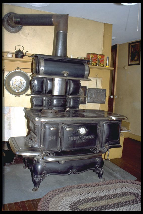 124 Best Wood Cook Stove Images On Pinterest Antique