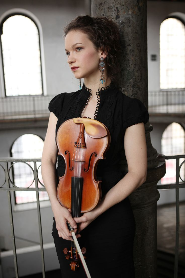 Hilary Hahn (Photo Credit: Peter Miller)
