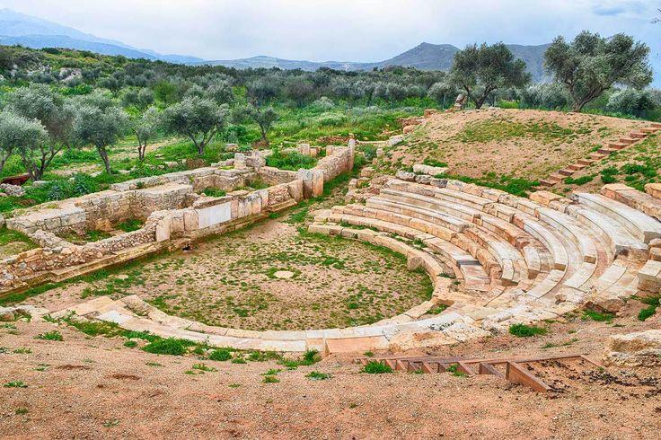 Ancient Aptera – Crete