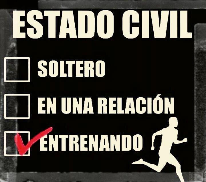 #entrenando running