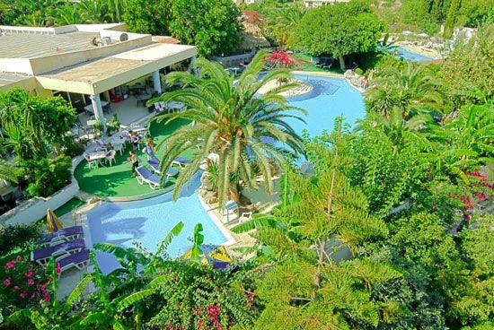 Kos, Palm Beach hotel